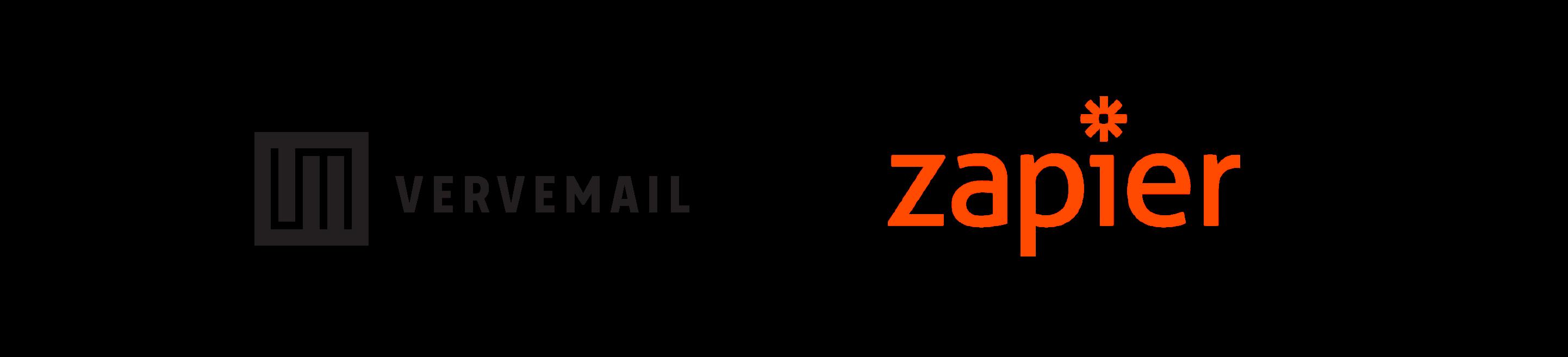 VerveMail + Zapier